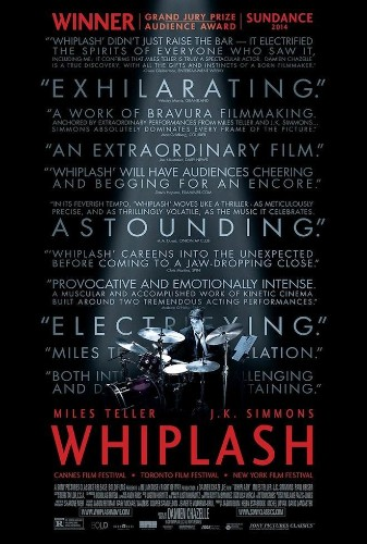 'Whiplash' Director Explains Why His Film Is Jazz For Your Eyes