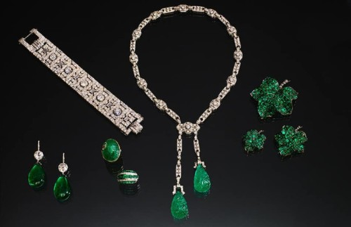 What Some OF The Top Antique/Vintage Dealers Are Showing During Las Vegas Jewelry Week