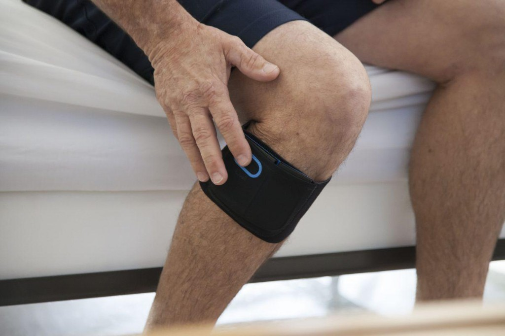 Wearable Tech Emerging For Chronic Pain Relief