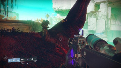 Xur Needs Something New To Do In 'Destiny 2'