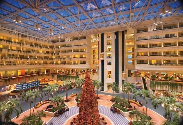 The Best Hotels Near Orlando International Airport