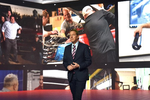 Bill Ford Promises Results in 2019, Says 115-Year-Old Ford Is A 'Shiny New Thing'
