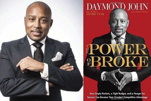 Daymond John: How He Became A Leader And Built A Brand From Scratch