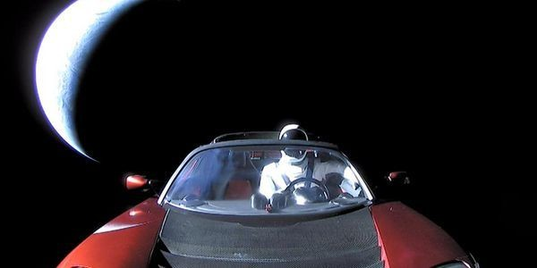 'Starman' Pilots Tesla's Space Roadster 766 Million Miles As It Completes First Orbit Of Sun