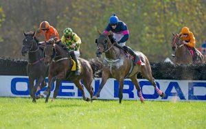 Wagering Comes To Far Hills Steeplechase Races