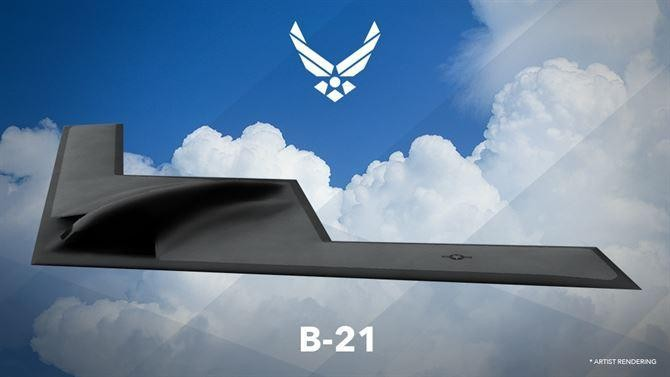 Why BAE Systems Scored Big On The Air Force's Secret Bomber