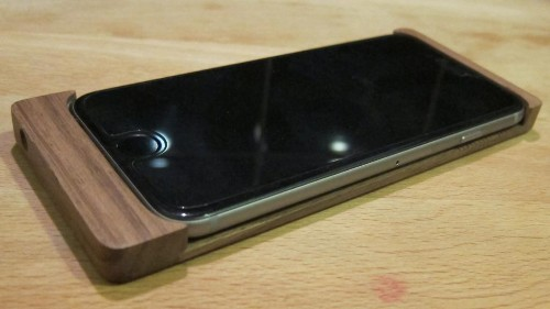 Wood Is Good: Orée's Artisan Solution For iPhone Wireless Charging