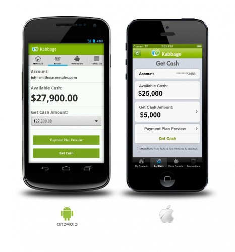 Kabbage's New Mobile App Reinforces Transition From Fintech To 'Techfin'