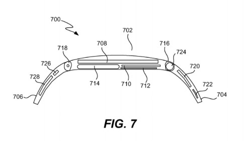 Apple Granted Patent For 'iTime' Smartwatch Design