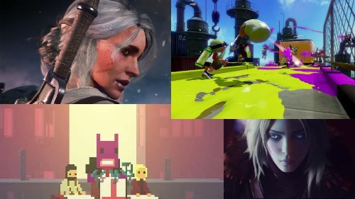 The 10 Biggest, Best-Looking Video Games Of May 2015