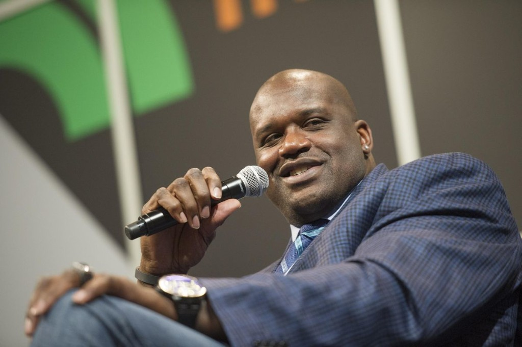 Shaq Moves Into SPACs With Former Disney Execs & MLK Jr.'s Son