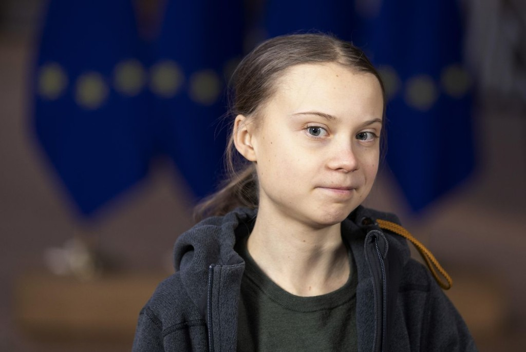 Greta Thunberg Was On Stephen Colbert Last Night And Made This Profound Comment