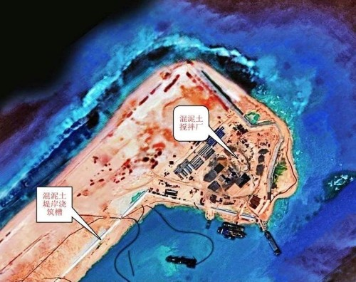 As Resistance Grows, Taiwan Challenges China's Air, Sea Expansion