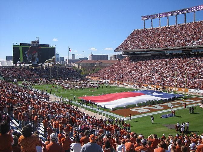 Was The Drone Flight Over A University Of Texas Football Game Illegal?