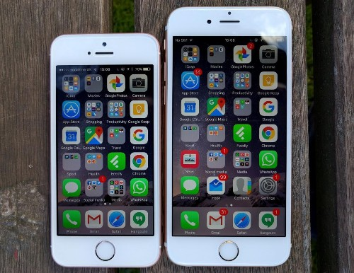 iPhone SE Vs iPhone 6S Review: Which Should You Buy?