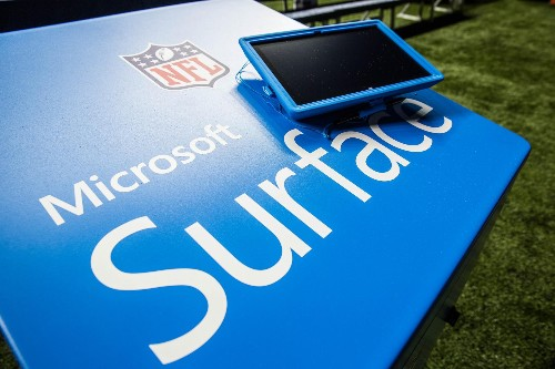 Super Bowl XLIX And The Surface Pro: How Microsoft Is Changing The Game Of Football