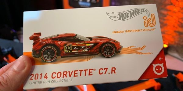 'Hot Wheels id' Combines Smart Cars, Intelligent Track And Proper Video Game Challenges