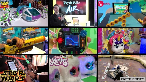 11 Tech Toys From New York Toy Fair Children Will Love