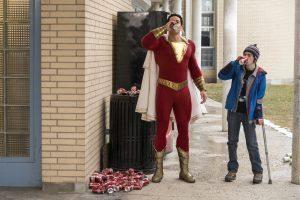 'Shazam' Flies High To $300+ Million Worldwide
