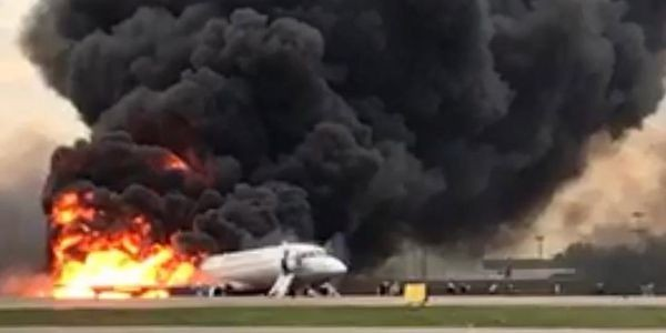 After Fiery Aeroflot Crash, Is It Time For Airlines To Remove Overhead Bins?
