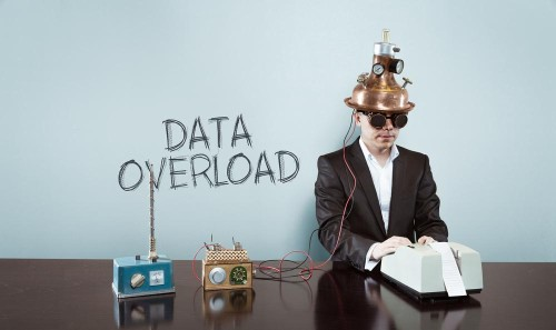 Big Data Overload: Why Most Companies Can't Deal With The Data Explosion