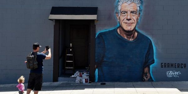Chefs Call To Remember Anthony Bourdain on June 25 with Bourdain Day