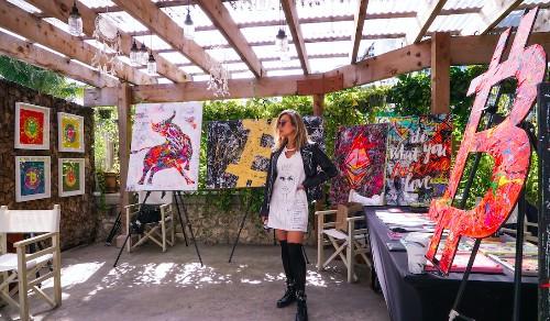 Blockchain's Impact On The Billion Dollar Art Market Debated During Miami Art Week