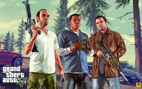 Where On Earth Is GTA 5's Story DLC?