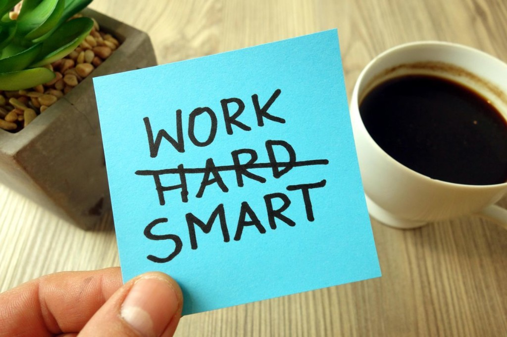 Work Harder Or Work Smarter? How Empathy Makes Room For Innovation.