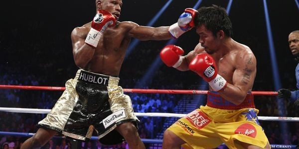 Floyd Mayweather Blasts Manny Pacquiao On Instagram, But Doesn't Deny A Possible Rematch