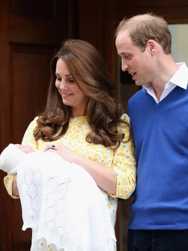 Kate Middleton Gives Birth to a Baby Girl, the New Royal Princess