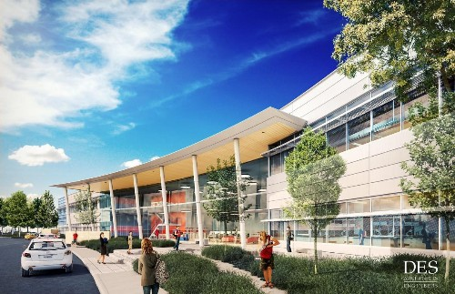 Oracle Breaks Ground On Tuition-Free Public High School