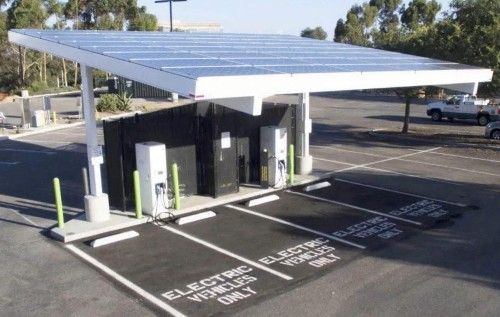 The turning electric tide: Chevron announces that some California gas stations will get EV chargers