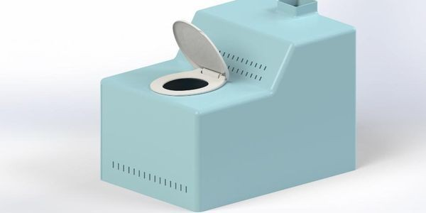 The iThrone Evaporative Toilet Answers The Call For Healthy Cities