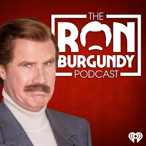 The Ron Burgundy Podcast Is Here And It's Glorious And A Little Low-Key