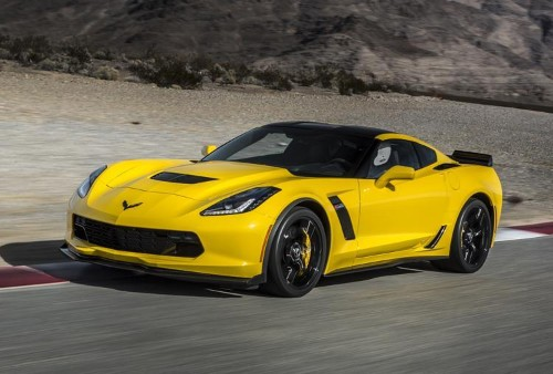 2015 Chevrolet Corvette Z06: Top 10 Reasons it Shatters the Supercar Category