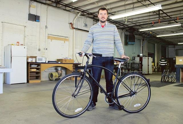 At Detroit Bikes, Idealism Meets The Reality Of Manufacturing In The U.S.A.