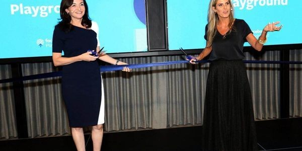 "Sheryl Sandberg Launches ""Playground"", The New Facebook Space In Tel Aviv"