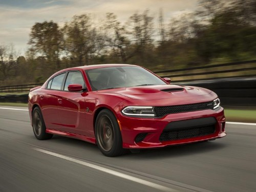 2015 Dodge Charger SRT Hellcat: The World's Quickest and Fastest Sedan