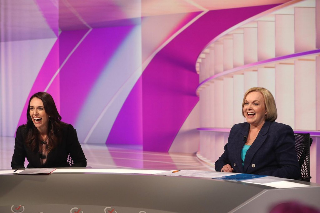 New Zealand's Debates Show What Changes When Two Women Lead