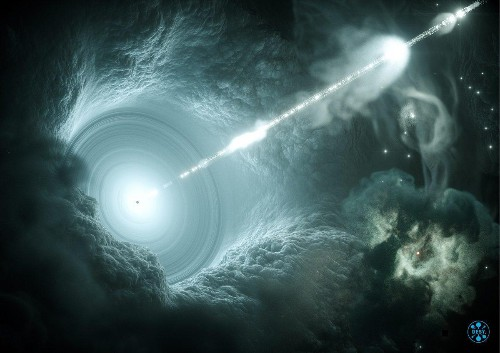 Ask Ethan: Can Gamma-Ray Jets Really Travel Faster Than The Speed Of Light?