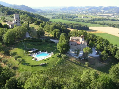Spend The Summer In Your Own Medieval Castle In Umbria, Italy