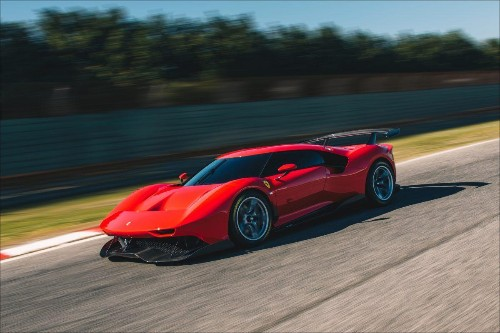 Ferrari Unveils A Commissioned One-Off Tribute To Its Greatest Sports Racing Cars, The P80/C