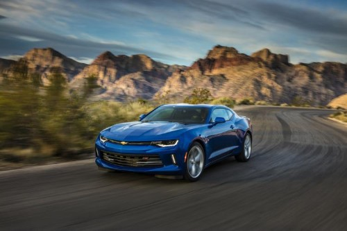 2016 Chevrolet Camaro: Extending The Lineup With Turbo And Convertible Models