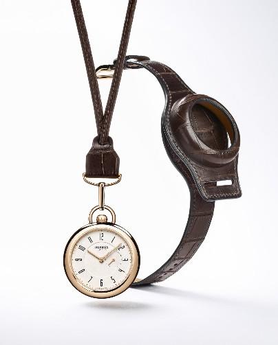Hermès Reinvents The Pocket Watch