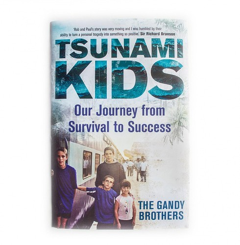 Tsunami Millionaires: How Two Orphaned Brothers Survived Tragedy And Built A Business