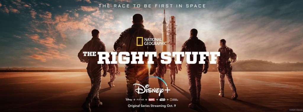 Nat Geo's 'The Right Stuff' Illustrates What We Can Achieve When We Push The Limits