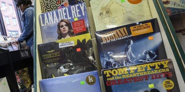 The Music Industry's Physical Product Problems May Signal An Upheaval In The Making