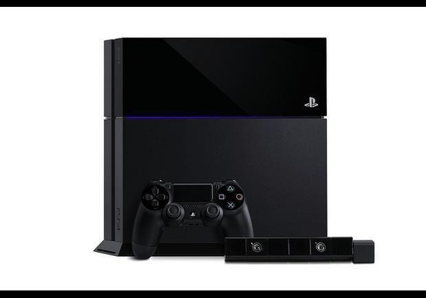PlayStation 4 Hardware revealed