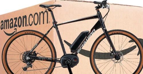 Schwinn's New E-Bikes Available Via Amazon Alone